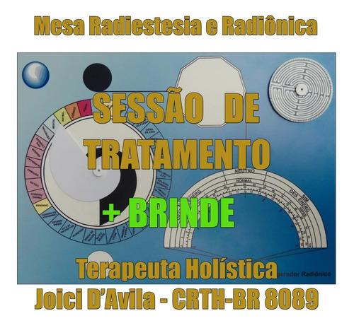 Consulta E Harmonizaçao, Radiestesia E Radionica.