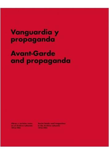 Imagen 1 de 1 de Vanguardiaypropagandalibros Y Revistas En La Rusia Soviética