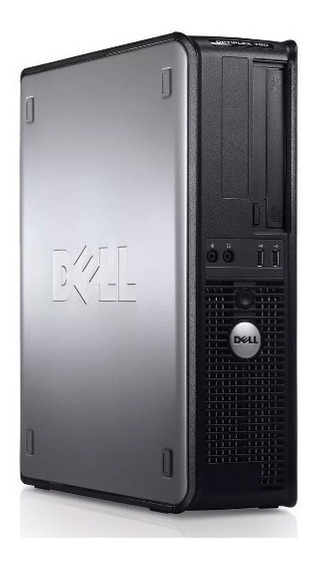 Cpu Nova Dell Optiplex Intel Core 2 Duo 2gb Hd 500gb Dvd
