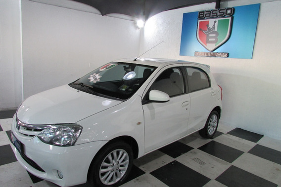 Toyota Etios 2014 Xls 1.5 Manual
