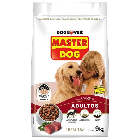 Alimento Perro Adulto Carne 9 Kg