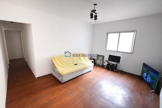 Apartamento De 85m² Perto Do Metrô Ana Rosa! - Bi24381
