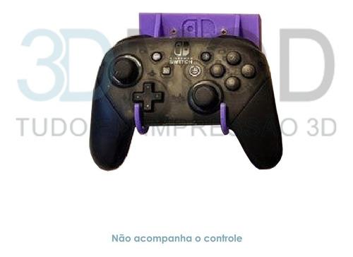 Imagem 1 de 1 de Suporte De Pro Controle Switch