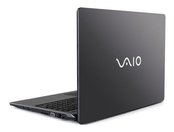 Notebook Vaio Fit 15s I3 Windows 10 Home 4gb 1tb