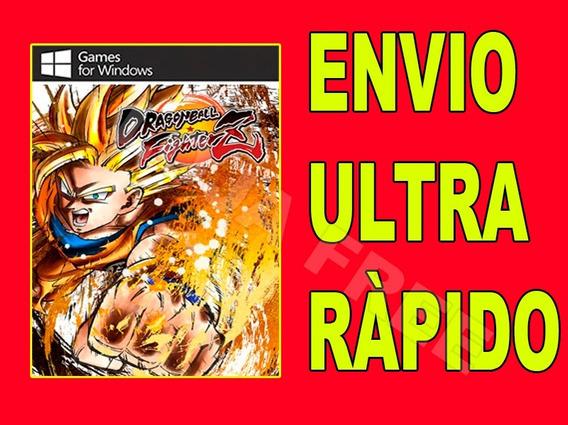 Dragon Ball Fighterz Em Pt-br + Dlcs - Jogo Para Computador