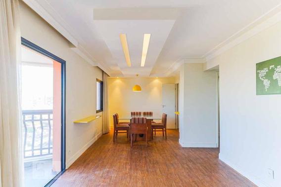 Apartamento Para Aluguel - Chácara Santo Antonio, 2 Quartos, 105 - 893109625