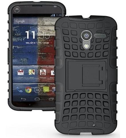 Carcasa Protector De Golpes Y Caidas Motorola Moto X