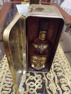 Vendo Whisky Con 30 Años De Añejamiento Más 12 Guardado