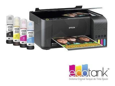 Impresora Epson L3110 Con Sistema De Tinta Original