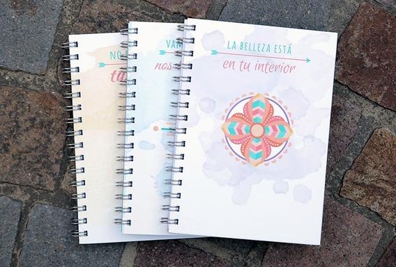 30 Cuadernos Rayados 15 X 21 Tapa Dura