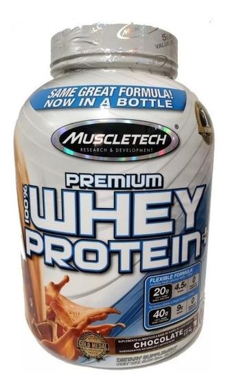 Proteina Muscletech Premium 100% Whey Protein Plus 5 Lbs