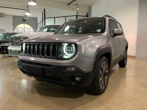 Jeep Renegade 1.8 Longitude At6 2021