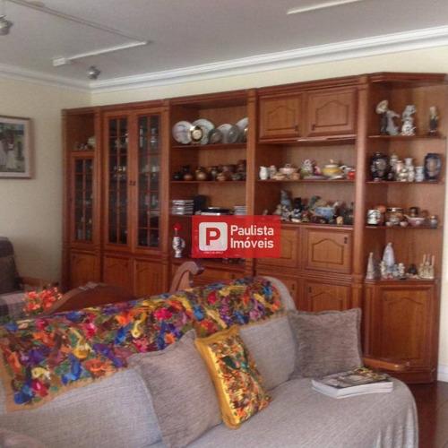 Apartamento Com 4 Dormitórios À Venda, 250 M² Por R$ 2.200.000,00 - Campo Belo - São Paulo/sp - Ap20635