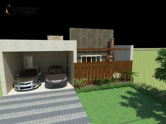 Casa Residencial À Venda, Residencial Real Parque Sumaré, Sumaré - Ca0328. - Ca0328
