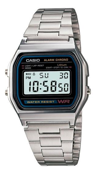 Relógio Casio Vintage Unissex Quadrado Todas As Cores