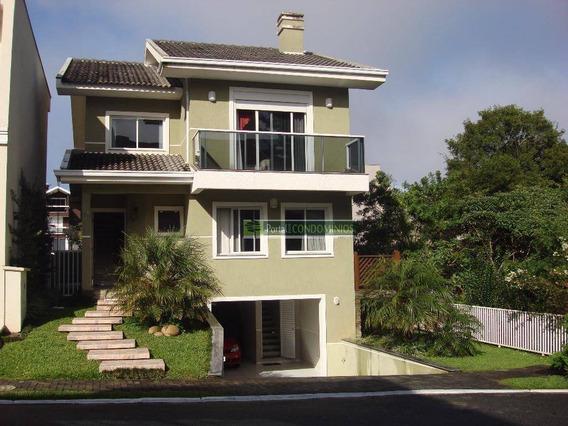 Casa À Venda, 290 M² Por R$ 1.190.000,00 - Campo Comprido - Curitiba/pr - Ca0213