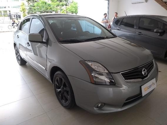 Nissan Sentra 2.0/ Flex Fuel 16v Aut.