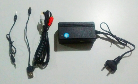 Interface Via Bluetooth Para Seu Som Antigo Ou Novo Bi-volt
