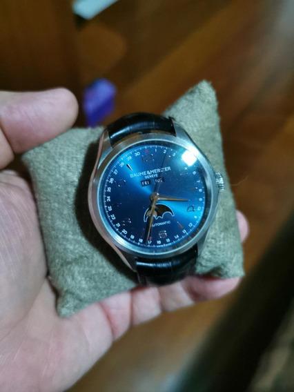 Relógio Baume & Mercier Clifton Moa 10057 Triple Date