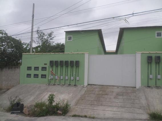 Casa Em Laranjal, São Gonçalo/rj De 55m² 2 Quartos À Venda Por R$ 129.000,00 - Ca212349