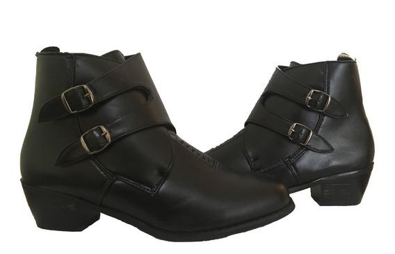 Zapatos De Huaso 39 Al 41