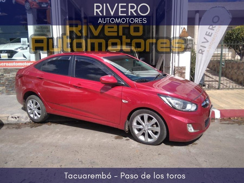 Hyundai Accent I25 1.4 2012 Impecable!