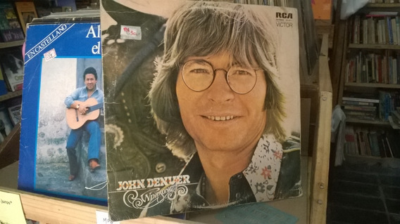 Lp John Denver Wind Song