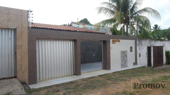 Excelente Casa No Robalo À Venda, 300 M² Por R$ 220.000 - Mosqueiro - Aracaju/se - Ca0639