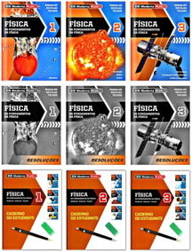 Livros Física Ramalho + Resoluções Professor 1.0 / 2050