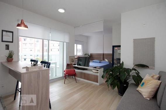 Apartamento Para Aluguel - Bela Vista, 1 Quarto, 50 - 893021898