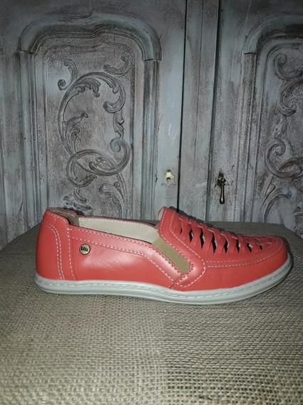 Zapato Nueva Temporada Claris Shoes Cuero