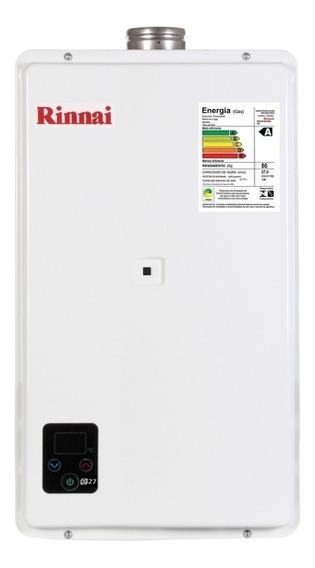 Aquecedor Digital Reu E271 Fehb N3 De 27 Litros Gn Rinnai