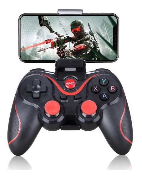 Controlador De Gamepad Sem Fio Bluetooth Controlador
