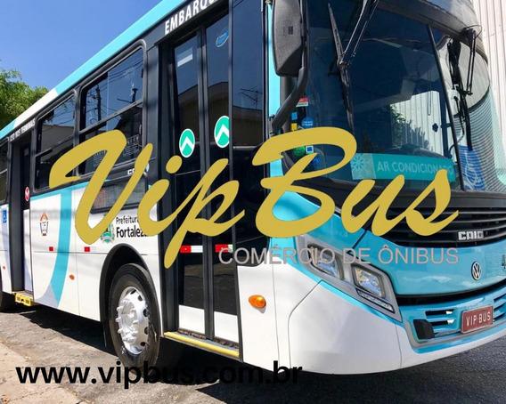 Urbano 17/18 Com Ar Condicionado Financia 100% Vipbus