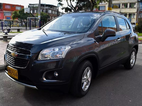 Chevrolet Tracker Motor 1.8cc 2014 Color Gris