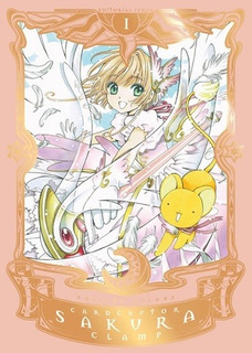 Card Captor Sakura Edicion Deluxe 01 - Clamp
