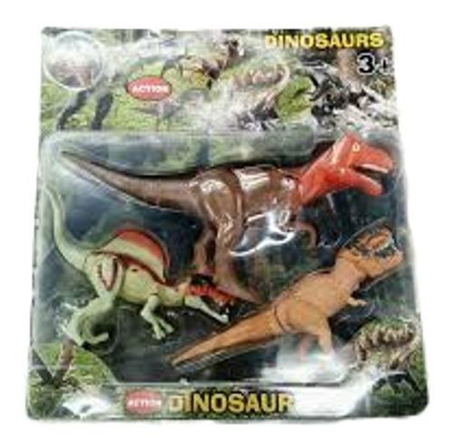 Set De 3 Dinosaurios Para Ninos Juguete Figura Mercado Libre Si hablamos de las criaturas favoritas de los niños la mayoría de ellos elijaran a nuestros animales prehistóricos, favoritos los mejores juguetes de dinosaurios los puedes encontrar aquí. set de 3 dinosaurios para ninos juguete figura bs s 13 200 000 00