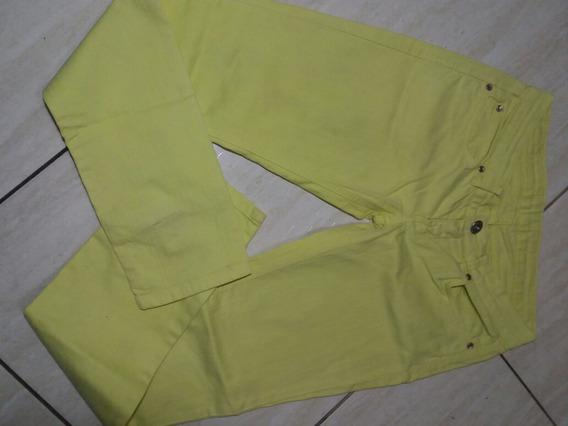 Calça Feminina Zoomp N.42 Verde