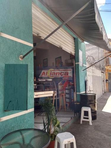 Salão À Venda, 168 M² - Jardim Palmira - Guarulhos/sp - Ai15788