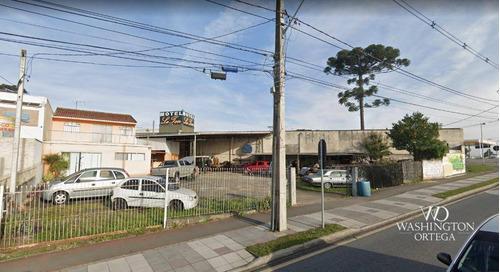 Imagem 1 de 22 de Terreno À Venda, 860 M² Por R$ 2.500.000,00 - Uberaba - Curitiba/pr - Te0232