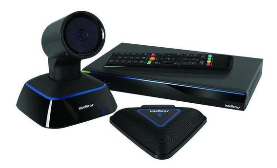 Videoconferência Câmera Microfone Controle Cabos Evc 1000