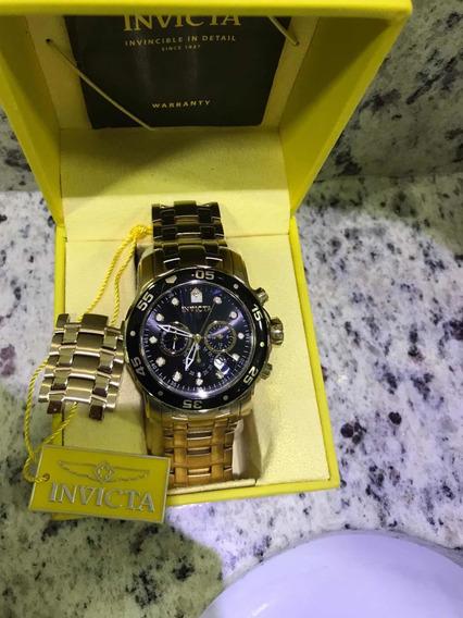 Vendo Relógio Invicta 0072 Pro Diver