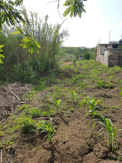 Terreno En Carretera Tuxtla - Chicoasen