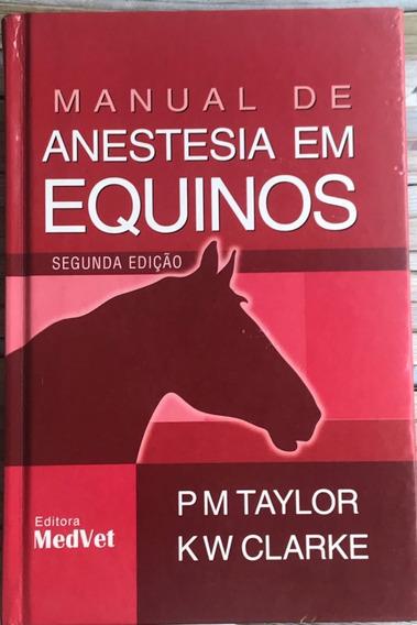 Manual De Anestesia Em Esquinos