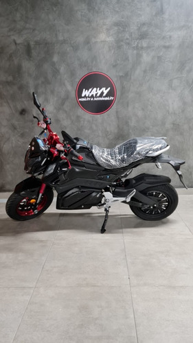 Imagem 1 de 5 de Moto Elétrica 3000w Wayy Zx