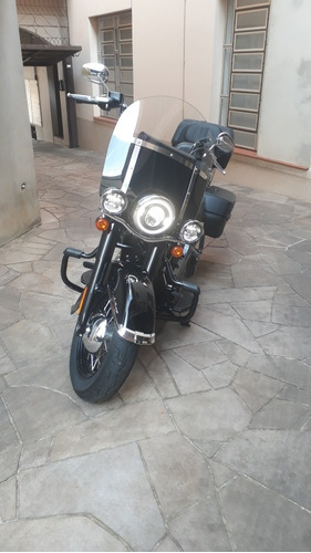 Imagem 1 de 10 de Harley Davidson Heritage Classic