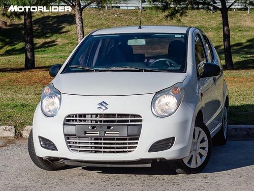 Suzuki Celerio Ga Ex Full C/ Ficha Of | Permuta / Financia