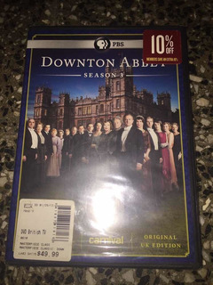 Downtown Abbey De Pbs Temporada 3 Original Uk Edition Europa