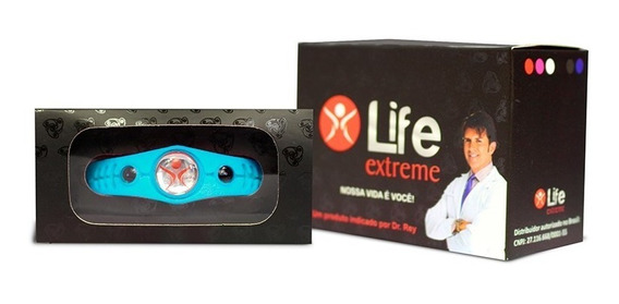 Pulseira Magnética Bion Action Life Extreme Dr. Rey