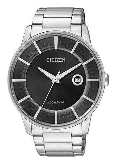 Relogio Prata Social Citizen Eco-drive Aw1260-50e-tz20073t